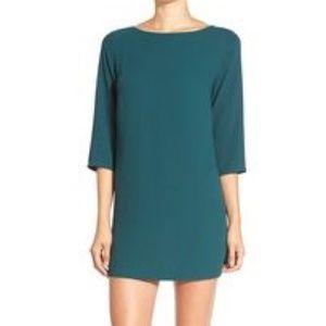 Green Leith Dress
